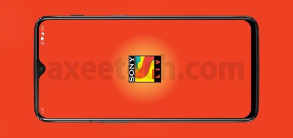 Sony Liv App Premium Crack Download