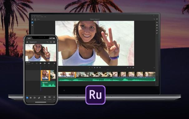 Adobe Premiere Rush Apk for Android