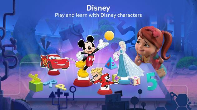 Disney cartoon apk