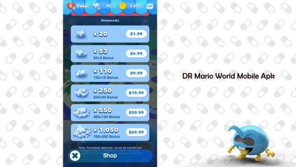 DR Mario World 100 Apk OBB Data Android