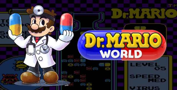 Dr Mario World Windows 10 PC Mac Desktop Laptop Download Link