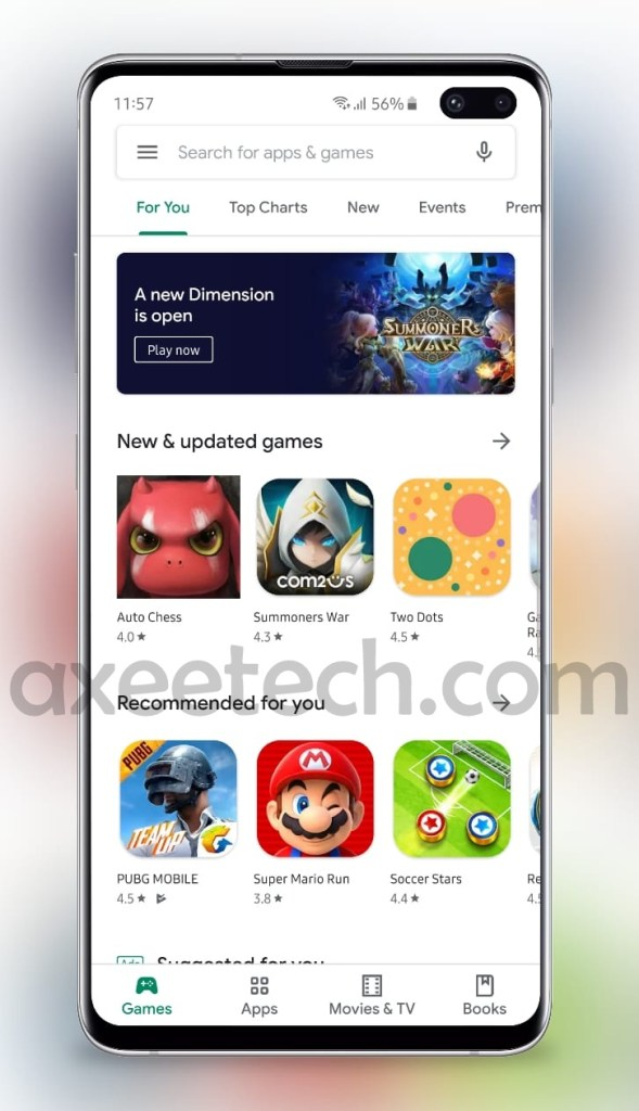 Google Play Store 15.3.17 Apk new All White Material Design
