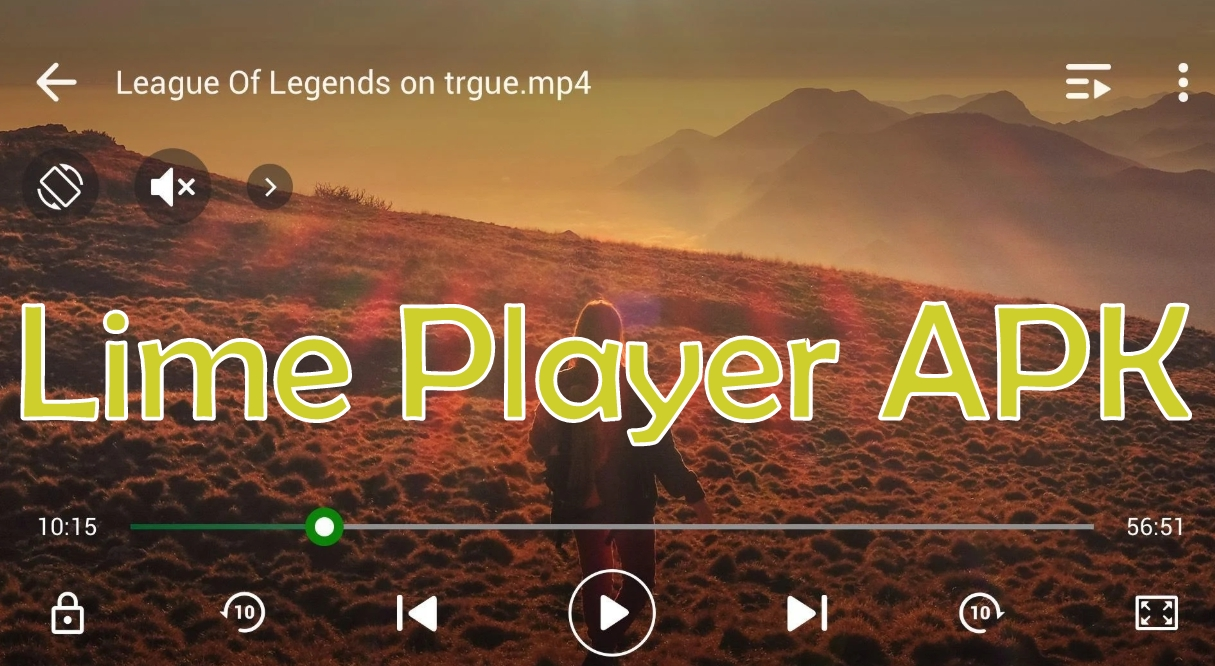 Showbox Lime Player Apk got and update  Download Limeplayer