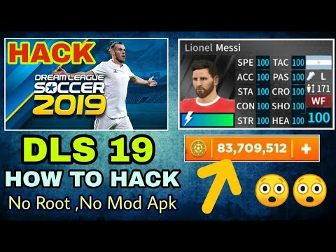 dream league 18 unlimited coin hack