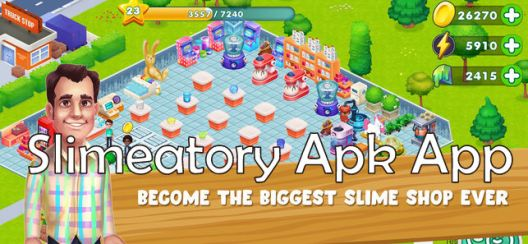 Slimeatory App for Android 2019 Apk