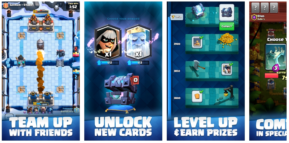 Clash Royale 2 9 0 Mod APK +OBB/Data for Android  [August