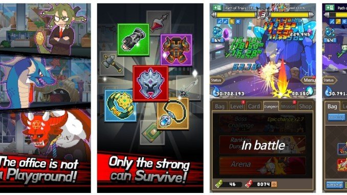 Dungeon Corperation Mod Apk Hack