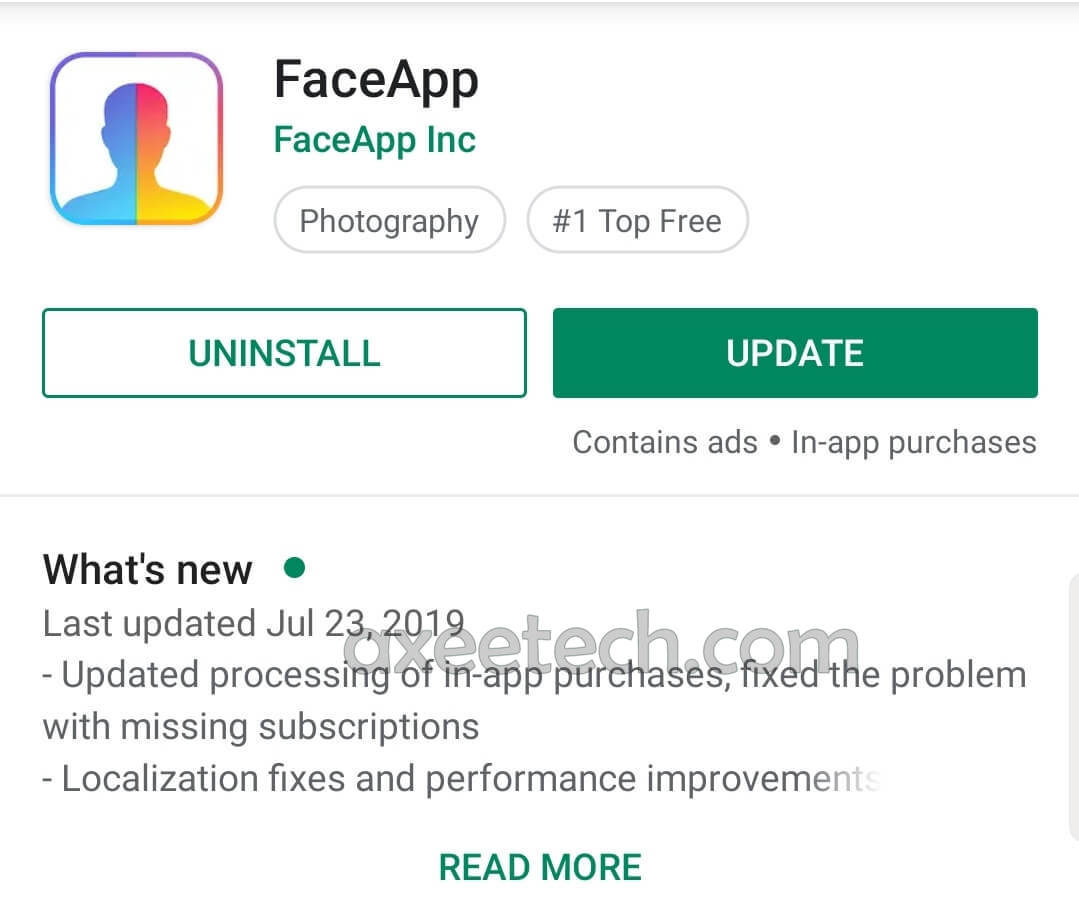 FaceApp Pro Apk 3 4 10 Full Cracked for Android  [24 July