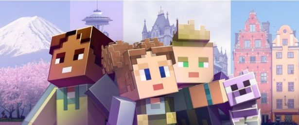 Minecraft-Earth-Beta-Download