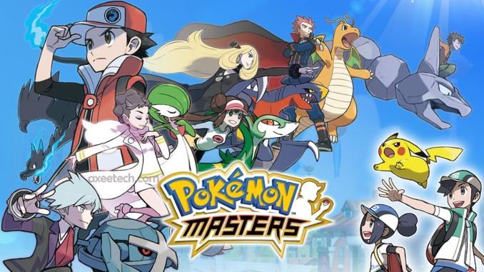 Pokemon Masters Apk Android