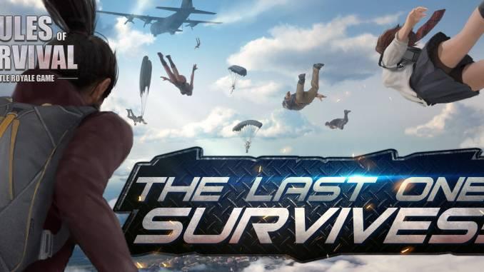 Rules of survival Mod apk