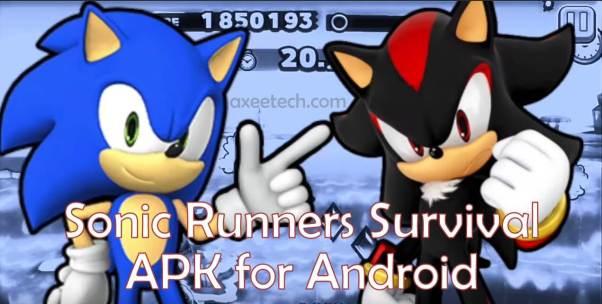 Sonic Runners Revival Apk
