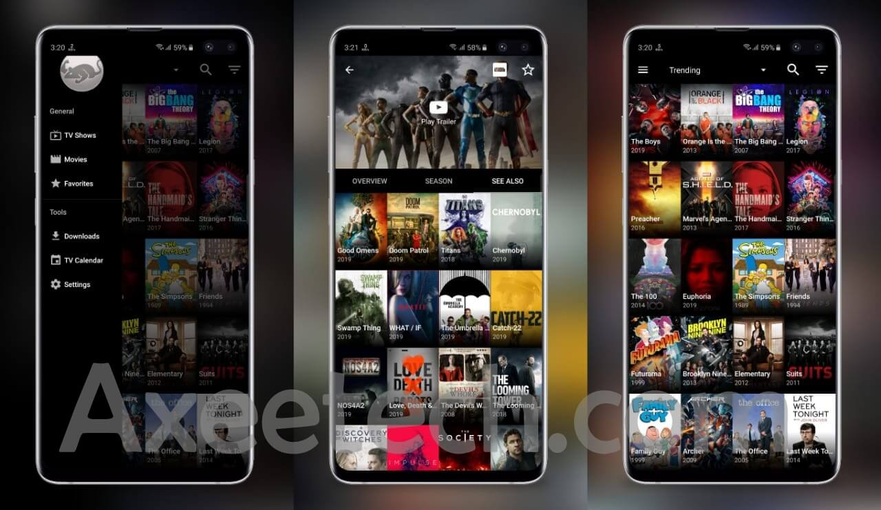 Gears Tv Apk Android