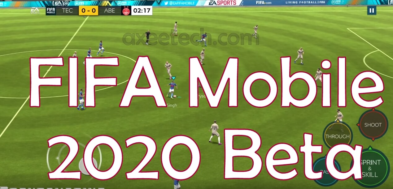 FIFA Soccer Beta 2020 Mod Apk +OBB/Data for Android  [August