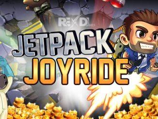 Jetpack Joyride ModApk