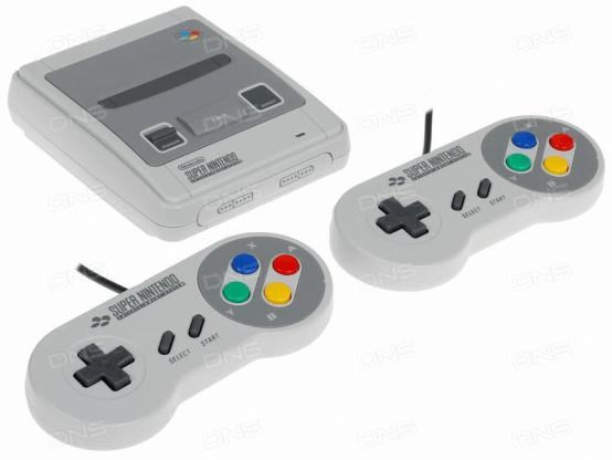 Super Nintendo Systems