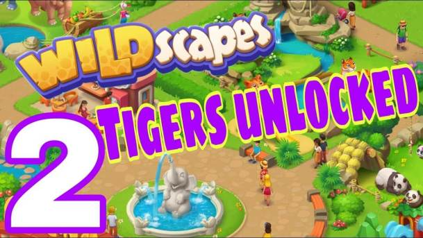 Wildscapes apk mod hack for Android