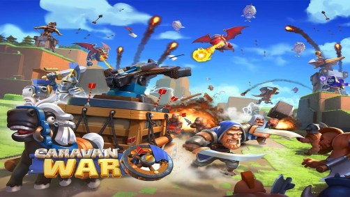 Caravan War: Tower Defense Mod Apk
