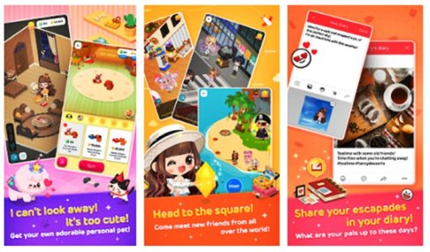 LINE PLAY - Our Avatar World Mod Apk