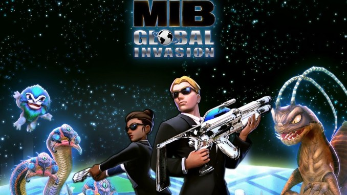 Men in Black: Global Invasion Mod Apk