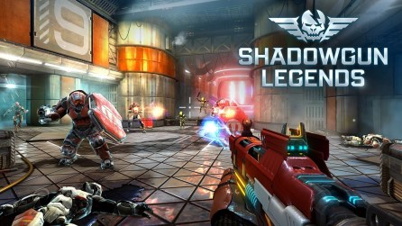 SHADOWGUN LEGENDS  FPS PvP Mod Apk