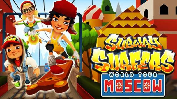 Subway Surfers Moscow Mod Apk Hack