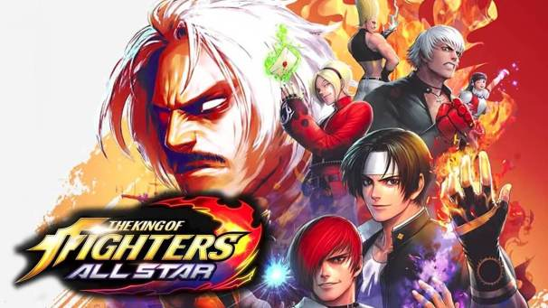 KOF all stars mod apk hack for android 2019