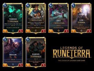 Legends of Runeterra Apk downlaod