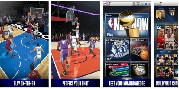 NBA Now Mobile Basketball Game Mod apk hack 2019
