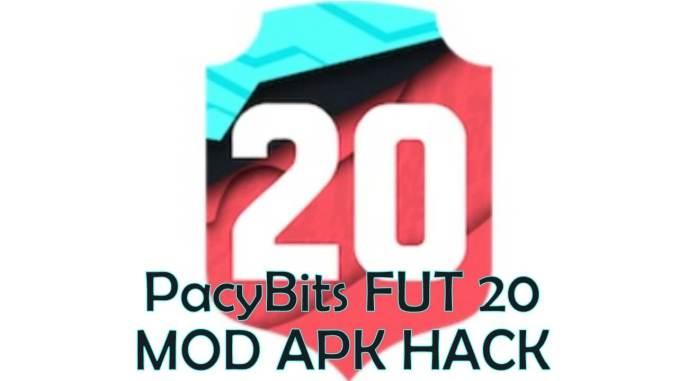 PacyBits FUT 20 Mod Apk Hack