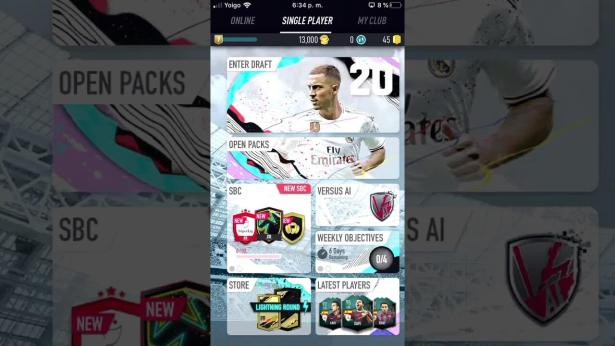 PacyBits FUT 20 Apk for Android Download Link