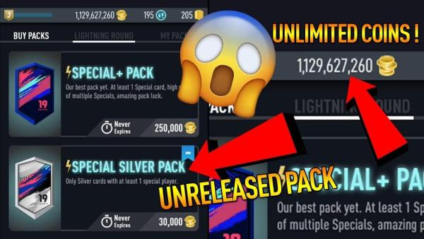 PacyBits FUT 20 Mod Apk Hack Unlimited Coins Hack for Android.
