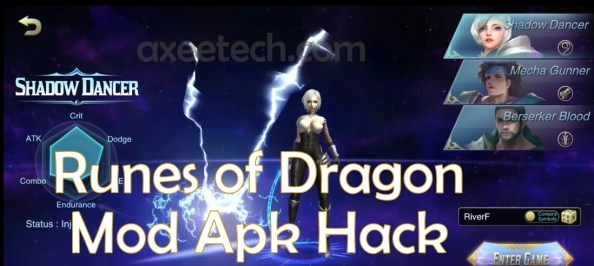 Runes of Dragon Mod Apk Hack
