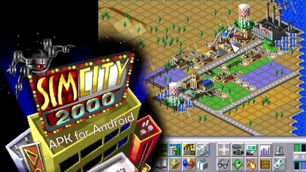 Simcity 2000 Apk for Android