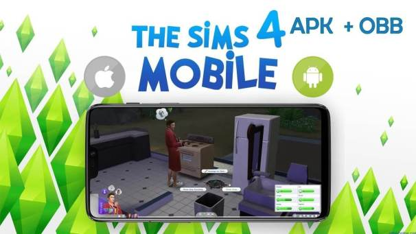 The Sims 4 Apk OBB Android