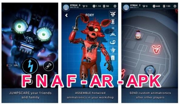 Fnaf Ar special delivery Apk