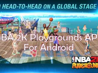 NBA 2K Playgrounds Apk 10 for android
