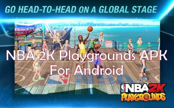 NBA 2K Playgrounds Apk 1.0 for android