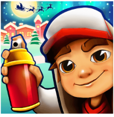 Subway Surfers Winter Holidays Mod apk 1.112.0