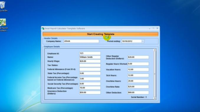 Payroll Software Free Download