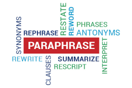 Paraphrasing tool free for use