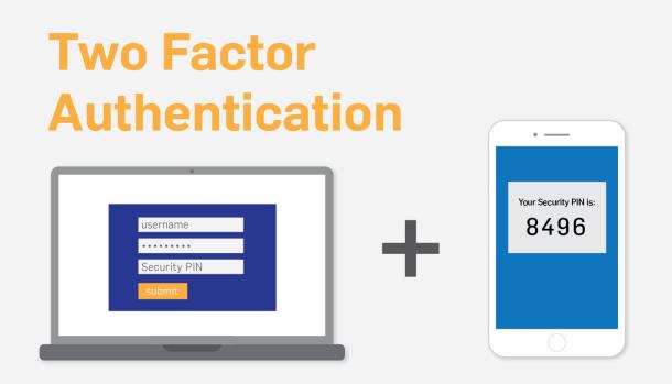 Two Factors Authentication Wifi