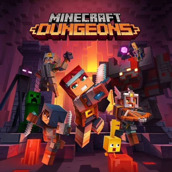 Minecraft Dungeons Apk App for Android