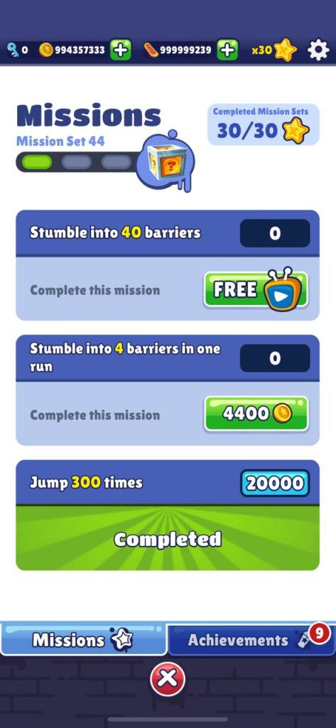 Subway Surfers Marrakesh 2.0.3 hack