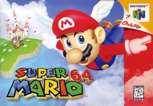 Super Mario 64 PC DX12 Port for Windows 10