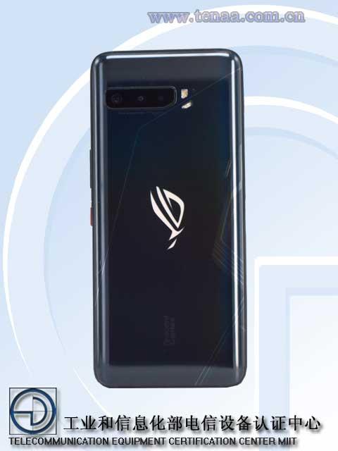 ASUS ROG Phone 3 specs leaked