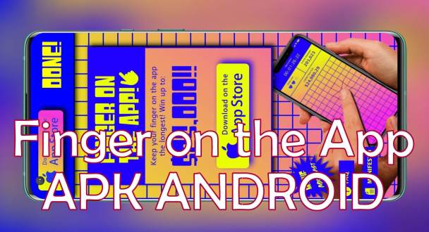 Finger on the app Android Apk obb download