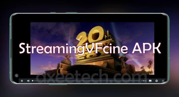 streamingvfcine apk for Android