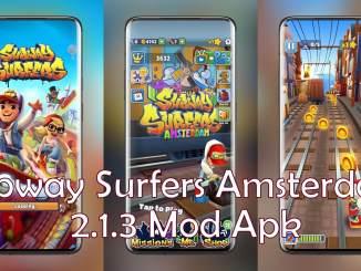 Subway Surfers Amsterdam Mod apk 2.1.3