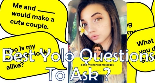 Best Yolo Questions to Ask to get a confirm reply